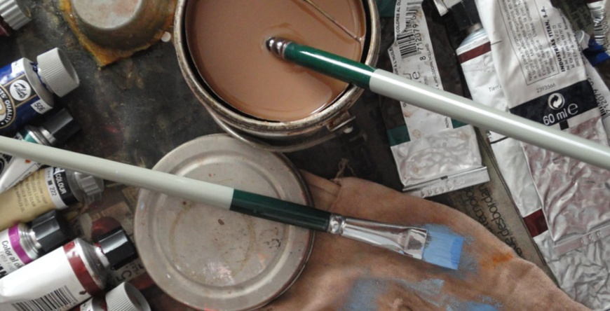 pintor artístico